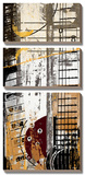 Chords Tableau multi toiles par Noah Li-Leger