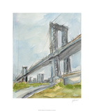 Plein Air Bridge Study I