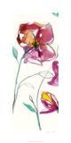 Inked Floral I