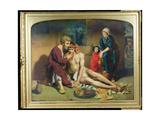 The Good Samaritan  1857