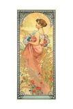 The Seasons: Summer  1900
