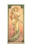 The Seasons: Spring  1900