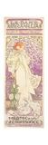 Sarah Bernhardt (1844-1923)  La Dame Aux Camelias  at the Theatre De La Renaissance  1896
