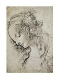 Study for the Head of Mary Magdalene