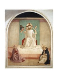 Christ Mocked in the Presence of the Virgin and Saint Dominic