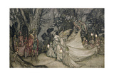 The Meeting of Oberon and Titania  1905