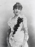 Sarah Bernhardt (1844-1923) c1895