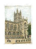 Bath Abbey  2003
