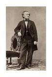 Portrait of Richard Wagner  c1870