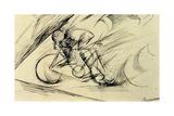 Dynamism of a Cyclist  1913