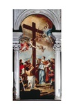 Saint Helen Finds the Wood of the Cross
