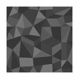 Unusual Vintage Abstract Geometric Pattern