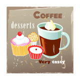Coffee And Desserts