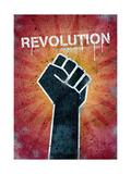 Revolution Reproduction d'art par Thomaspajot