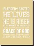 Easter Subway II Tableau sur toile par Pamela Fogul