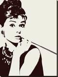 Audrey Hepburn-Cigarello