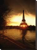 Paris Morning Tableau sur toile par Dale MacMillan