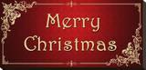 Merry Christmas 2 Tableau sur toile par Bui Khiet