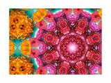 Mandala Detail No 3