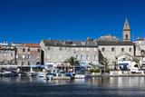 Port View of St-Florent  Le Nebbio  Corsica  France