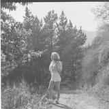 Marilyn Monroe in California