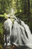 Little Zig Zag Falls  Welches  Oregon  USA