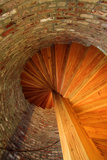 Spiral Stairs  St George Lighthouse  St George Island  Florida  USA