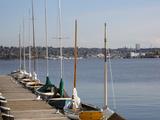 Center for Wooden Boats  Lake Union  Seattle  Washington  USA