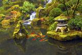 Portland Japanese Garden  Portland  Oregon  USA