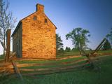 The Stone House  Manassas National Battlefield Park  Virginia  USA
