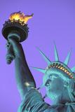 Statue of Liberty  New York  USA