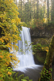 Lower South Falls  Silver Falls State Park  Oregon  USA