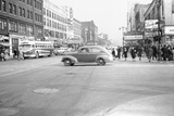 125th Street and 8th Ave  Apollo Theatre  Harlem  1948  New York  USA
