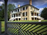 Prestwould Plantation  Mecklenburg County  Virginia  USA
