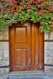 Doorway in Antalya  Turkey