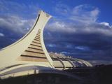 Olympic Stadium  Montreal  Quebec  Canada