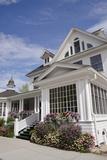 Hotel Iroquois  Mackinac Island  Michigan  USA