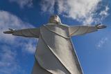 Statue of Christ of the Ozarks  Eureka Springs  Arkansas  USA