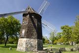 Farris Windmill  Greenfield Village  Dearborn  Michigan  USA