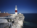 Lighthouse  Europa Point  Gibraltar  Spain