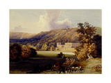 View of Chatsworth