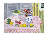 The Pink Tablecloth  1925