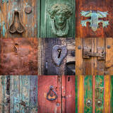 On the Door I