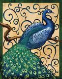Majestic Peacock I
