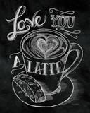 Love You a Latte No Border