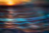 Pacific Sunset Papier Photo par Ursula Abresch