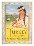 Turkey - For the Best - Pan American World Airways