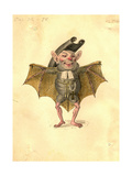Bat 1873 'Missing Links' Parade Costume Design