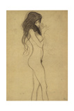 Standing Female Nude 1