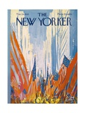 The New Yorker Cover - May 29  1965